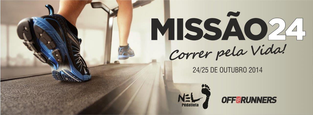 Missão 24 Correr pela Vida